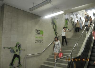 MT. Dew Graffiti Ads