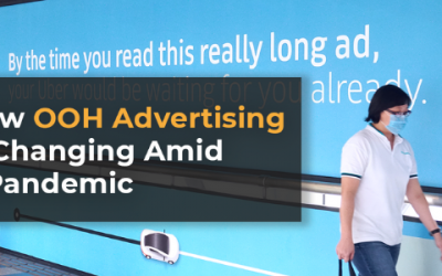 How OOH Advertising is Changing Amid a Pandemic