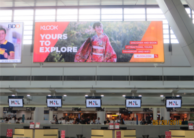 KLOOK: Airport Takeover