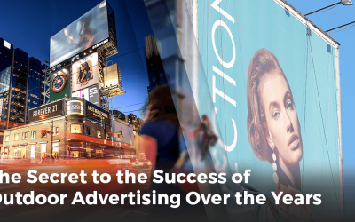 The Secret to the Success of Outdoor Advertising Over the Years